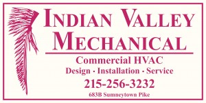 Indian Valley Mechanical sponsors Handi-Crafters event