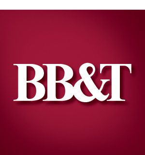 BB&T sponsor logo for Handi-Crafters Event