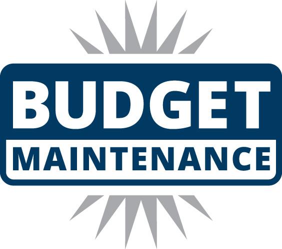 Budget Maintenance lofo