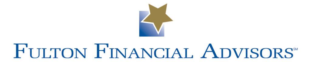 Fulton Financial Advisors logo to sponsor Handi-Crafters