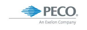 PECO Sponsor logo