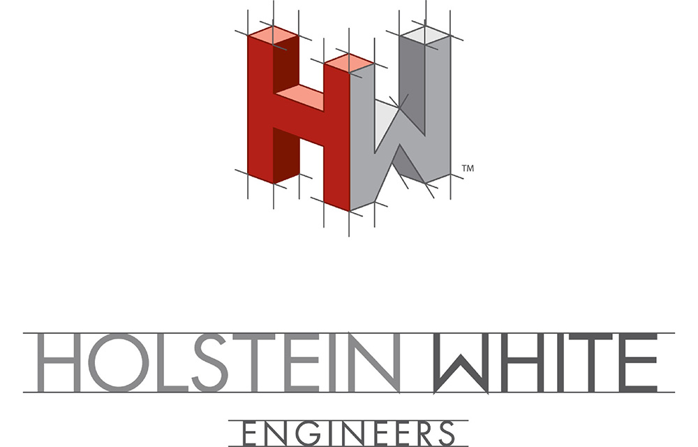 holstein white engineers sponsor logo