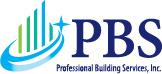 Professional Building Services sponsor logo