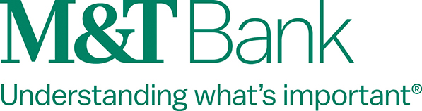 M&T BAnk Sponsor logo