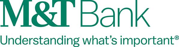 M&T BAnk Sponsor logo