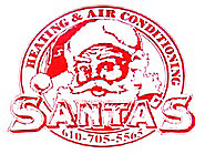 Santa's Heating & Air Conditioning - sponsor logo