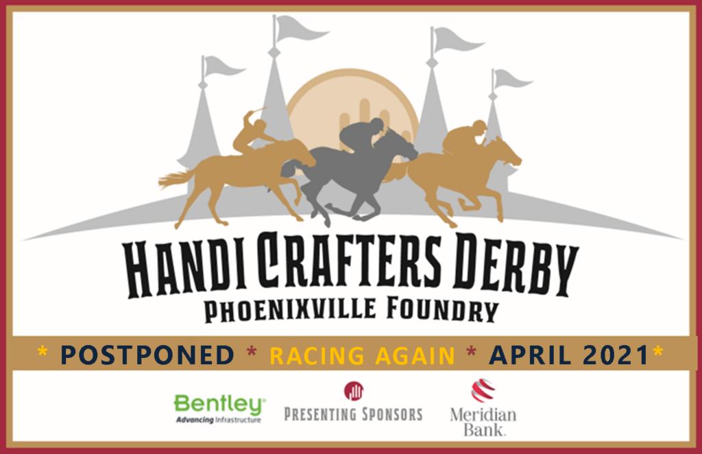 Handi Carfters Derby Fundraiser postponed