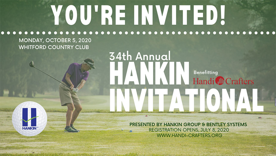 You're invited to the Hankin Invitational