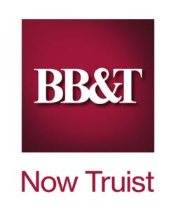 BB&T Truist sponsor logo
