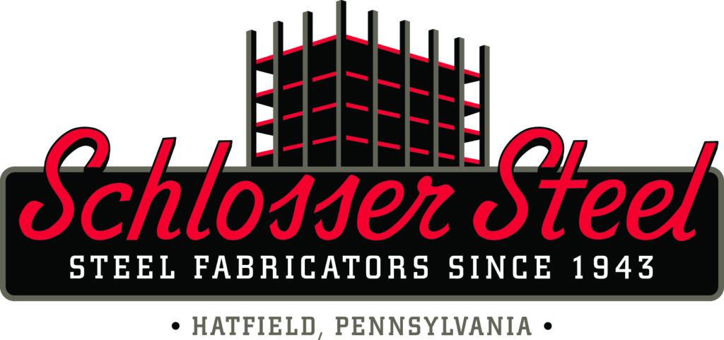 Schlosser Steel sponsor logo